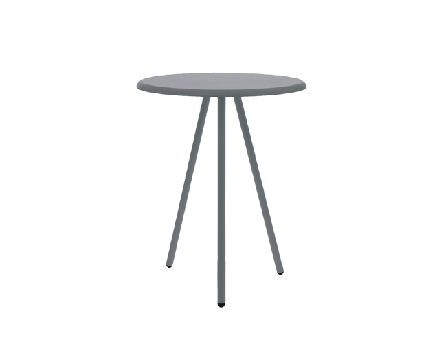 Leitmotiv Tritable Side Table Donker grijs